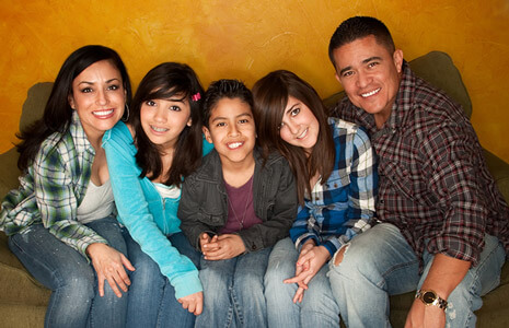 Mexican Auto Insurance for Mexico Hispanic Family Mexico